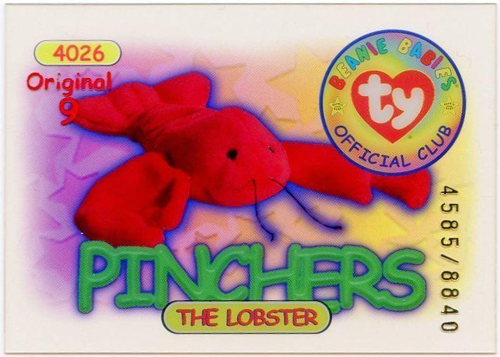 c85a6fa70f0 1998 Beanie Babies Cards Series 1 Checklist – Love My Beanies