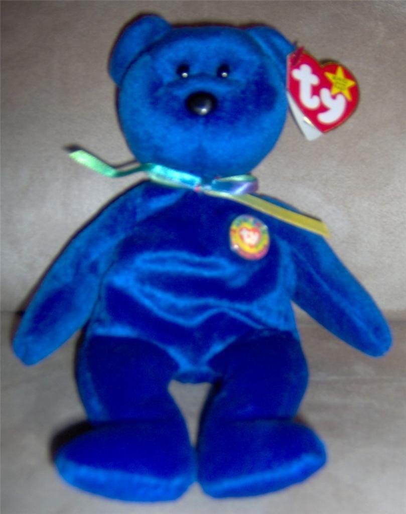 Clubby Beanie Babies Price Guide – Love My Beanies e68309ff64bc